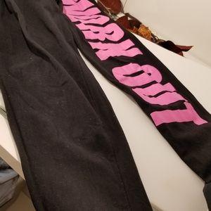 Pants - WORKOUT Leggings sz medium